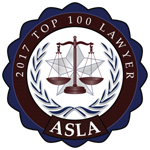The American Society of Legal Advocates Top 100
